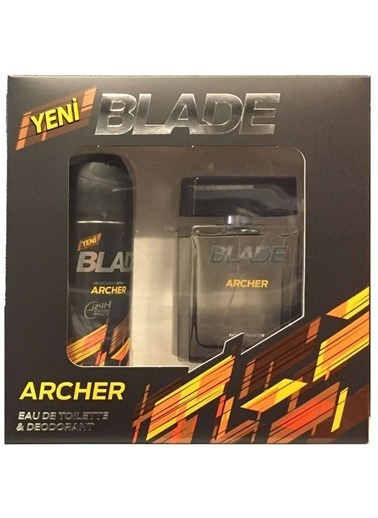 Blade Blade Archer Bay Parfüm Seti 100 Ml+150 Ml Deodorant Kofre Set Renksiz